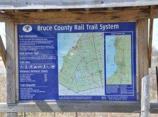 Bruce County Rail Trail