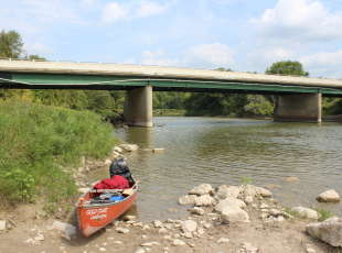 Saugeen River Access #10