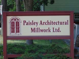 Paisley Architectural Millwork Ltd.